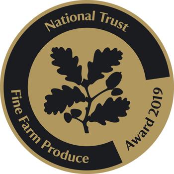 National Trust Fine Farm Produce Award for 2019